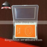 Hign end plastic sleeves for cards with low cost