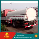 SINOTRUK HOWO water truck The spray gun shape can be adjustable 3000l water sprinkling truck