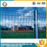 Hot dipped galvanized powder coated horse paddock fence