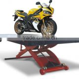 pneumatic motorcycle auto scissor lift