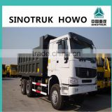 High quality cheaper price than Beiben Used 17m3 Low price 2016 new Sinotruk howo 6x4 tipper truck for sale ZZ3257N3447A