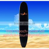 Top Quality Carbon fiber Surfboard / Colorful SUP Expoy Standup Paddleboard /SUP board with FCS fins
