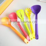 FDA,LFGB Approval Kitchen Equipment Nylon Utensil colorful kitchen tools innovation kitchen utensils