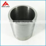 Polished evaporation molybdenum crucible