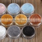 Cosmetic glitter pigments loose glitter eyeshadow powder face glitter loose powder