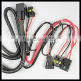 factory price 12v 24v 9006 hid harness wire controller relay for car 9006 male extension cable error free
