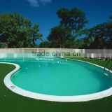 Colored EPDM Granules, Rubber Flooring, Outdoor Swimming Pool (FL-A-72906)