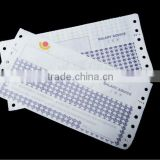 Professional payslip paper printing in China