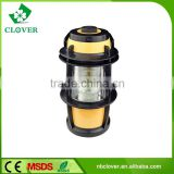 Portable outdoor 16 LED plastic rechargeable led camping lantern