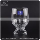 JJL CRYSTAL BLOWED TUMBLER JJL-2301 ICE CREAM CUP WATER JUICE MILK TEA DRINKING GLASS HIGH QUALITY