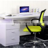 wood furniture computer desk parts home office desk drawer table