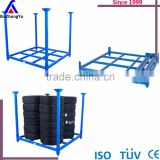 XZY Racking factory selling high quality and cheap steel tyre rack for warehouse storage