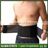 Medical Elastic Band waist Compression back lumbar pain belt brace support