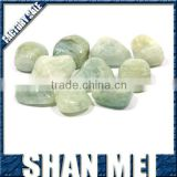 cheap promotional aquamarine tumble stone jewelry for wholesale