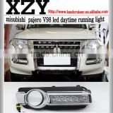misubishi pajero V98 led daytime running light,pajero V98 fog lamp