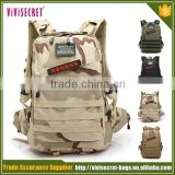 High Quality Snow Camo Outdoor Backpack Tactical Military Backpack