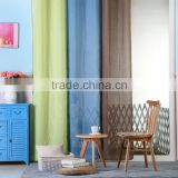 low price home textile waterproof coating bath set custom Shower curtain