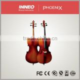 Nice Quality Flamed Pattern Cello