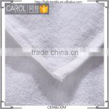 hot selling 5 star standard plain soft outstanding face hotel towel