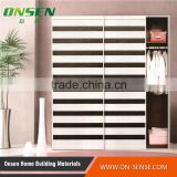China Wholesale Competitive Price sliding wardrobe door designs Hot sale