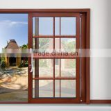 aluminum glass sliding window and door with Australian standard/aluminum extrusion profile