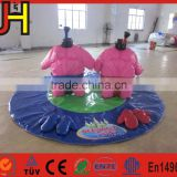 Kids sumo suits/ kids and adults inflatable sumo wrestling suits/foam padded sumo wrestling suits