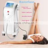 Clinical medical diode laser 808nm for Lazer epilation and hair removal 808 removal diode laser
