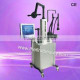 NEW Super body sculptor Ultrasonic cavitation+vacuum+RF Beauty Salon Instrument Slimming equipment for weight loss and fat burn