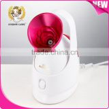 Hot sale nanometer hot steamed nose steamer face parts home use beauty moisturizing electronical facial steamer
