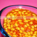 canned baked bean in tomato sauce