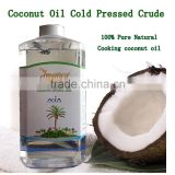 Virgin Cold Pressed Coconut Oil Crude Wholesale 1000ml