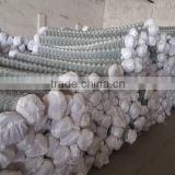 70x70mm woven wire fencing/6' chain mesh Fence Netting /8'Playground County yard Park Lawn Forest Protecting fence