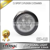 Jeep Wrangler LED turn signal light wheel grill lamp for 07-15 Rubicon off-road vehicles