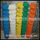 Price for Cyclone Wire Mesh Fencing pvc coated chain link fence