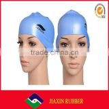 100% Waterproof & Eco-friendly silicone rubber shower cap