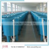 frp tank for indoor fish farm big tank,race way/flow-through system