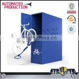 Alibaba outdoor furniture bicycle locker cabinet steel bike locker