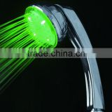 colorful LED shower head