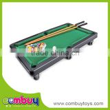 New product plastic mini snooker table