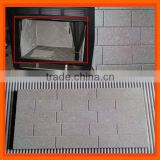 Durable Vermiculite Brick Panel, Firebrick For Fireplace