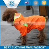 Good skin care dog clothes with breathable material