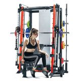 Multi-functional cage system with removable bench