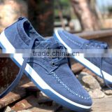 zm50286b wholesale men canvas shoe jean casual trendy man board shoes