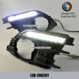 Geely Engloncar SX7/Gleagle GX7 DRL LED Daytime Running Lights Car headlight parts Fog lamp cover