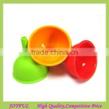 New product mini silicone oil funnel for cooking tools