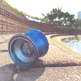 BEBOO YOYO L1 blue metal yoyo Professional yoyo for Alloy Aluminum