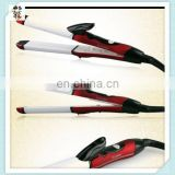 Hot Iron Curling Ceramic Wave Salon Hair Straightener and Curler Set HPC-0131