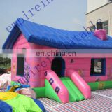 high quality inflatable jumping castle for sale JC011