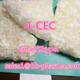 Factory Price 99.7% + High Purity  4-CEC 4CEC CEC contact email/skype sales1@bk-pharma.com