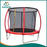 Mzone wholesale cheap children 183cm 244cm 305cm 366cm 427cm 488cm garden round trampoline with safety net